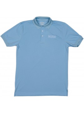 Adult Elderado Lt. Blue Short Sleeve Polo