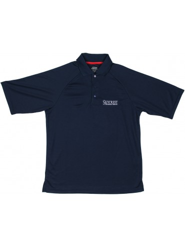 Adult Navy Short Sleeve Extreme Performance Polo